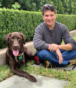 Michael Baugh, Houston dog trainer